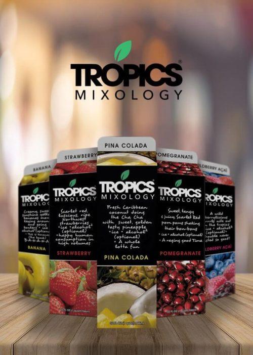 Tropics Natural Smoothies