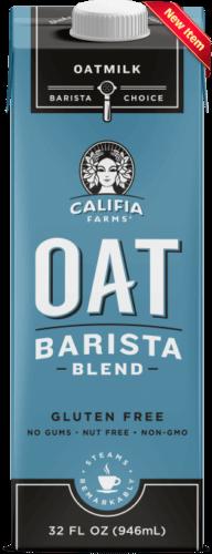 oat barista blend