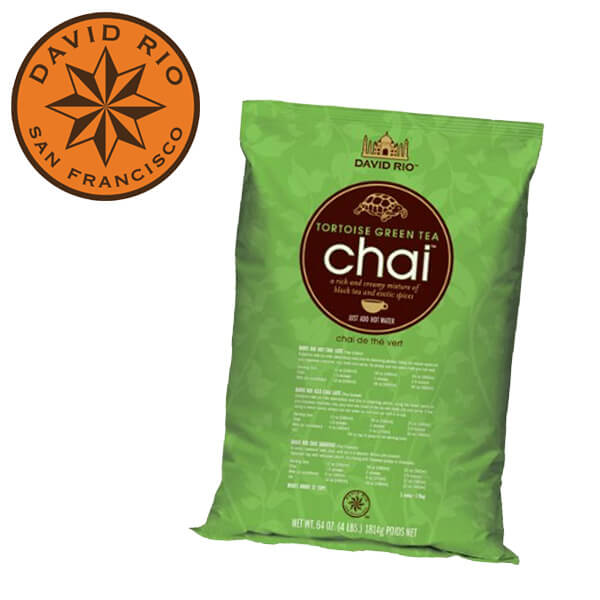 David Rio Chai - Tortoise Green Tea