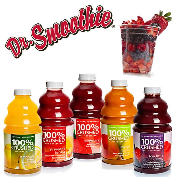 Dr. Smoothie 100% Crushed Fruit