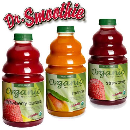 Dr. Smoothie 100% Crushed Fruit - Organic