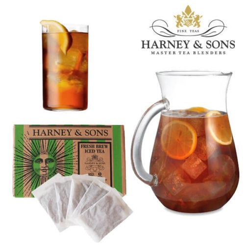 Harney & Sons Iced Tea One-Gallon Brews
