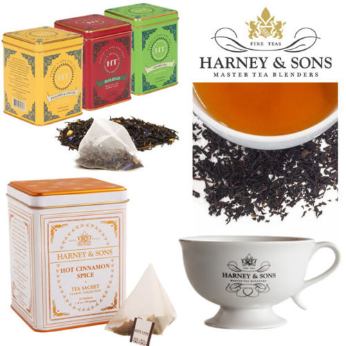 Harney & Sons Hot Tea Tins
