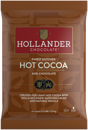 Hollander Premium Dutched Hot Cocoa