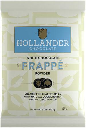 hollander frappe
