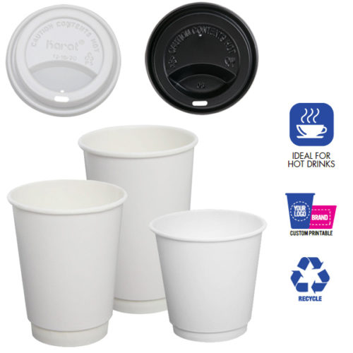Insulated Cups and Lids