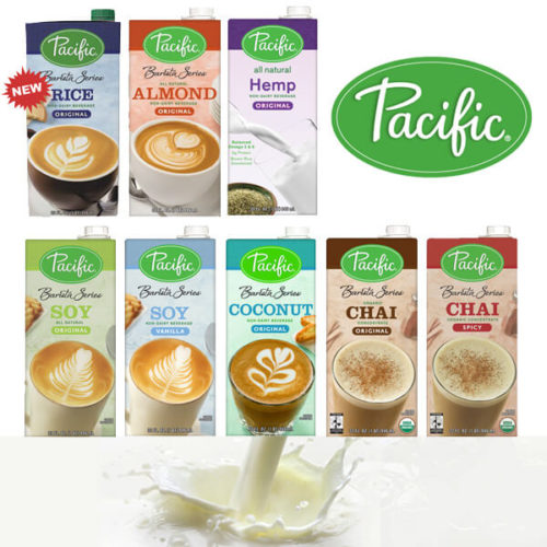 Pacific Foods Barista Series Non-Dairy Beverages