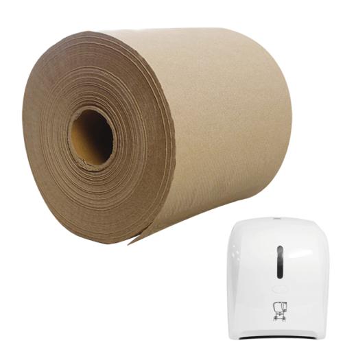 Paper Towel Rolls (Kraft)
