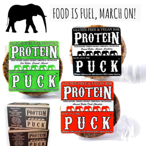 protein puck