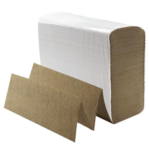 Multi-Fold Paper Towels (Kraft)