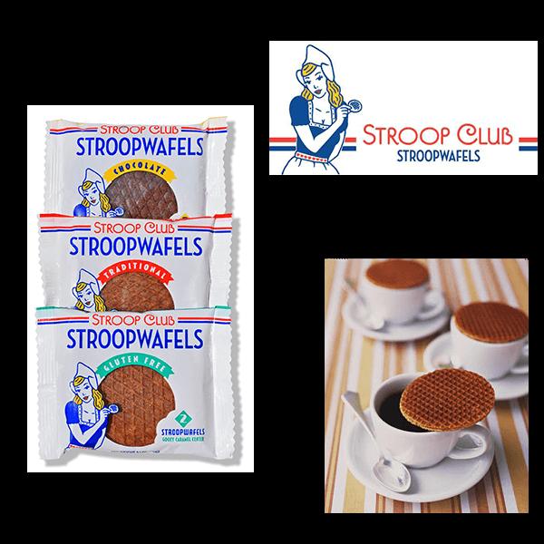 stroopwafel varieties