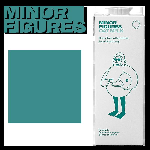 Minor Figures Barista Series Oat M*lk