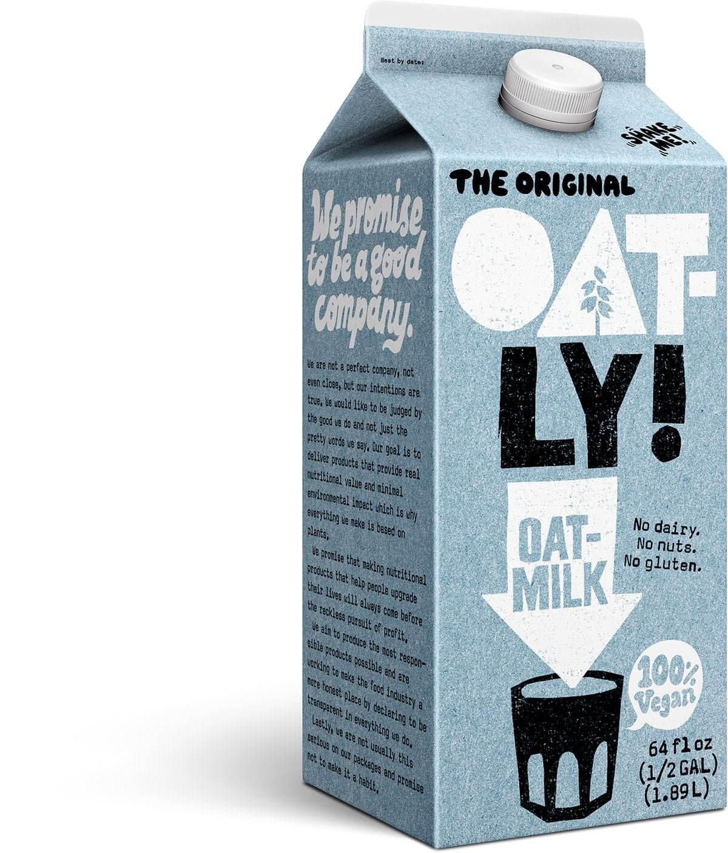Oatly Oat